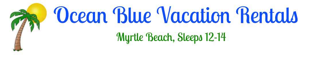 Ocean Blue Myrtle Beach Vacation Rentals