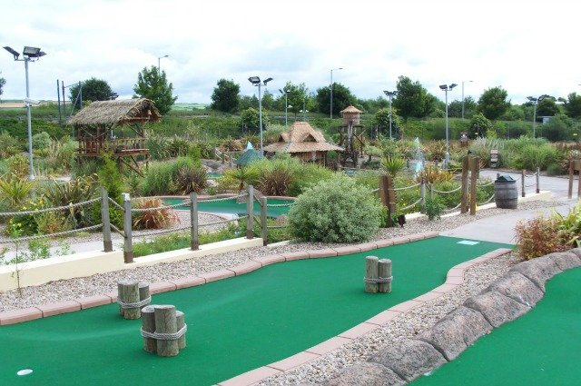 Myrtle Beach Miniature Golf