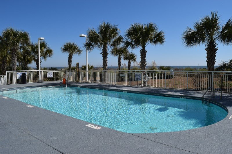 Ocean Blue Resort 803 Outdoor pool