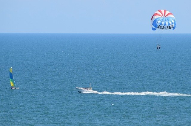 Downwind Sails Parasailing