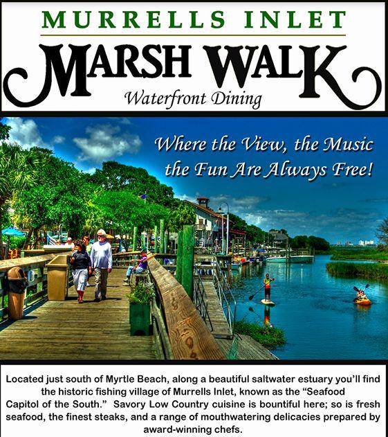 Murrels Inlet Marshwalk
