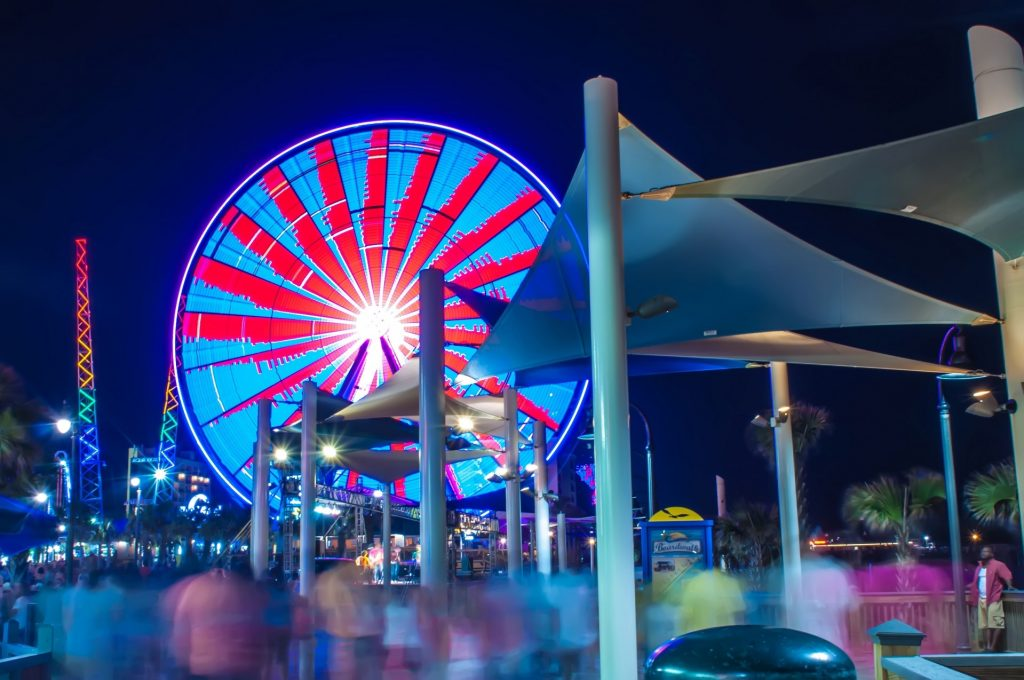 Ocean Blue SkyWheel