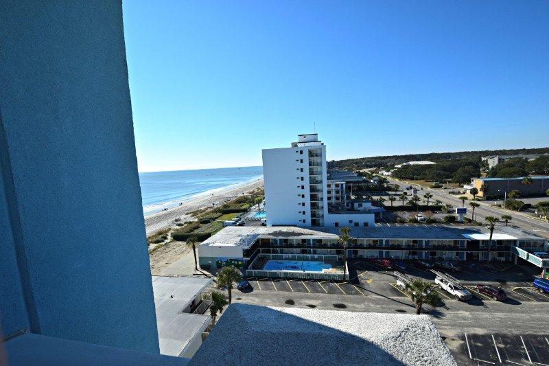Ocean Blue 803 Street Balcony Oceanview