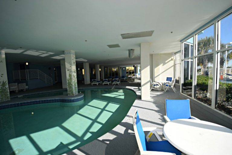 Ocean Blue Resort Indoor Pools 4