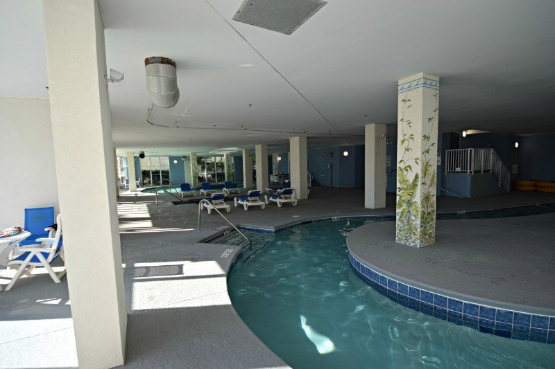Ocean Blue Resort Indoor Pools 3