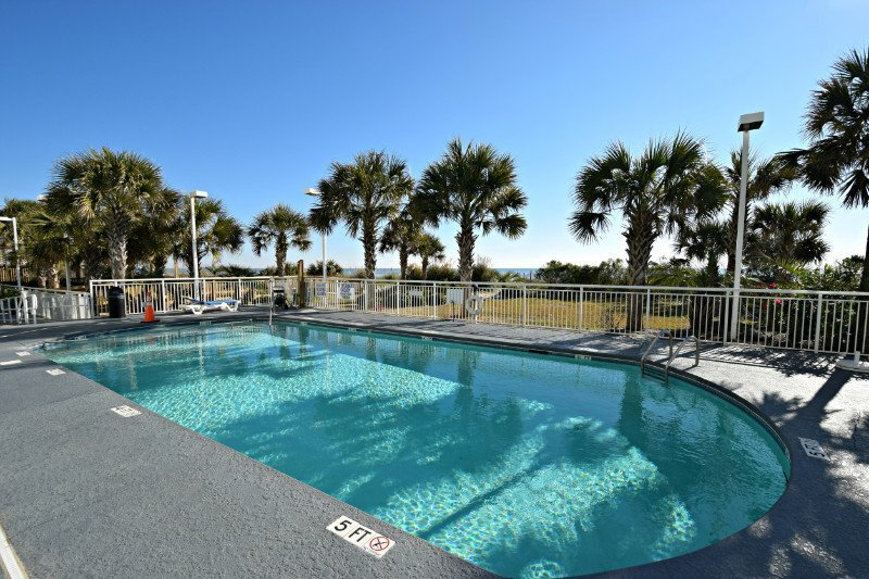 Ocean Blue Resort Outdoor Pool North
