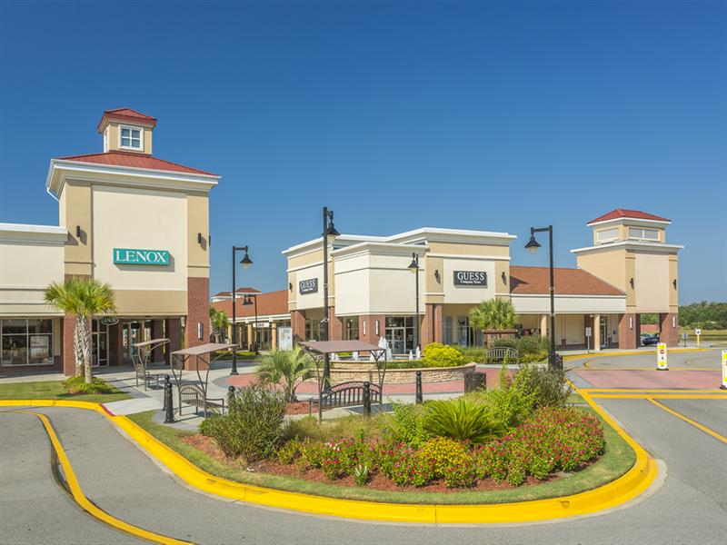 Ocean Blue Tanger Outlet