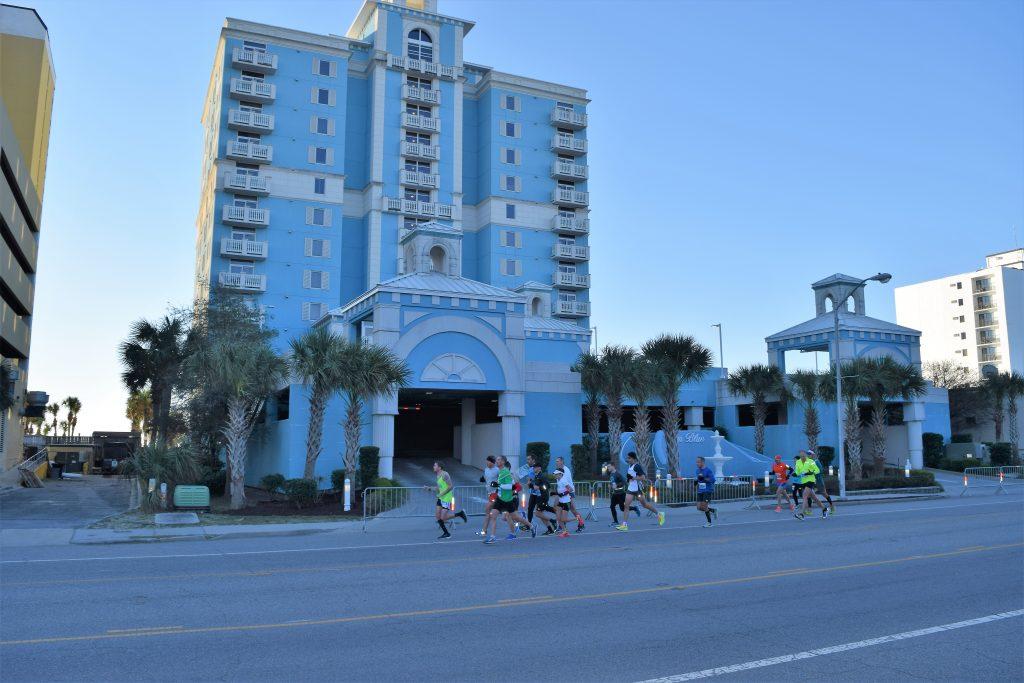 Ocean Blue Myrtle Beach Marathon
