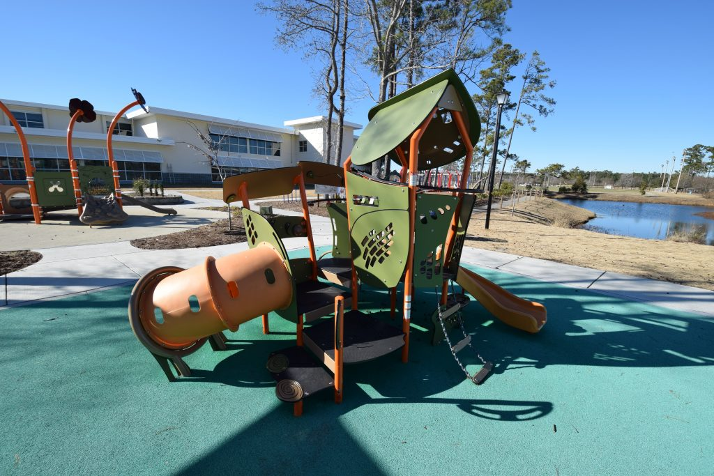 Savannah's Playground Early Childhood Playground 2