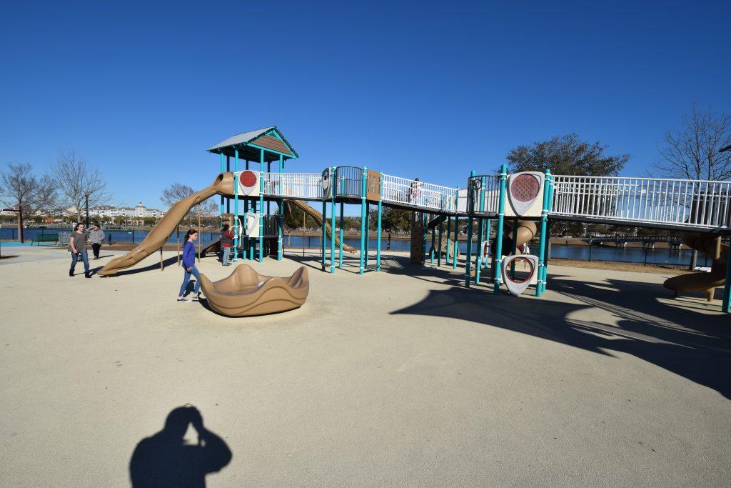 Savannah's Playground School Aged Playground 3