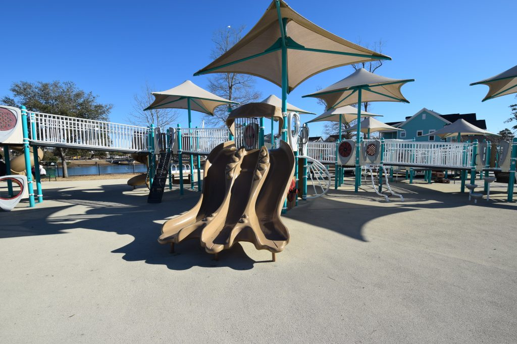 Savannah's Playground School Aged Playground 2