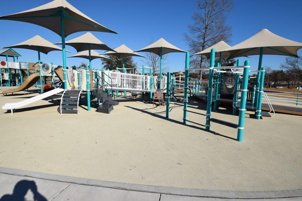 Savannah's Playground School Aged Playground