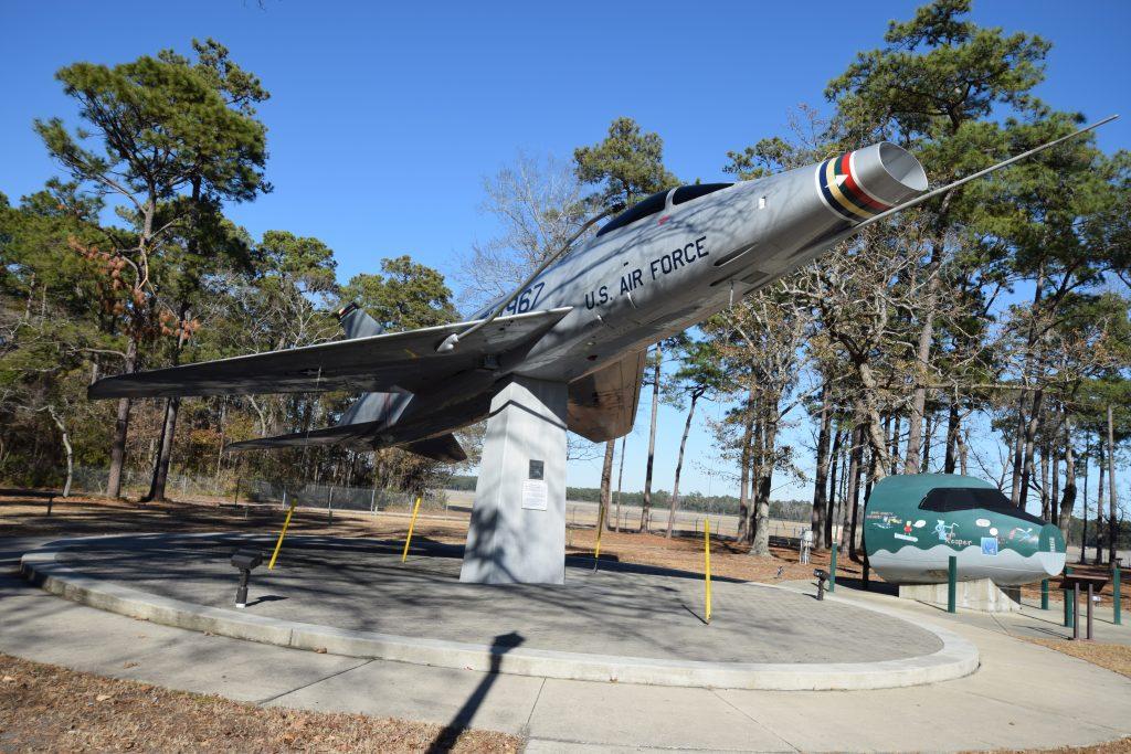 Warbird Park F-100D