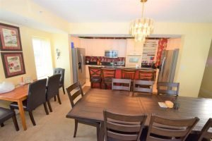 Ocean Blue 803 Dining Room Kitchen