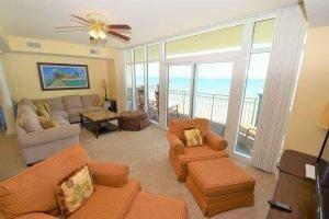 Ocean Blue 803 Living Room 1