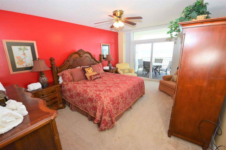 Ocean Blue 803 Master Bedroom