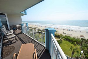 Ocean Blue 503 Balcony North