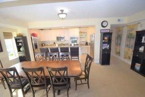 Ocean Blue 503 Dining Kitchen