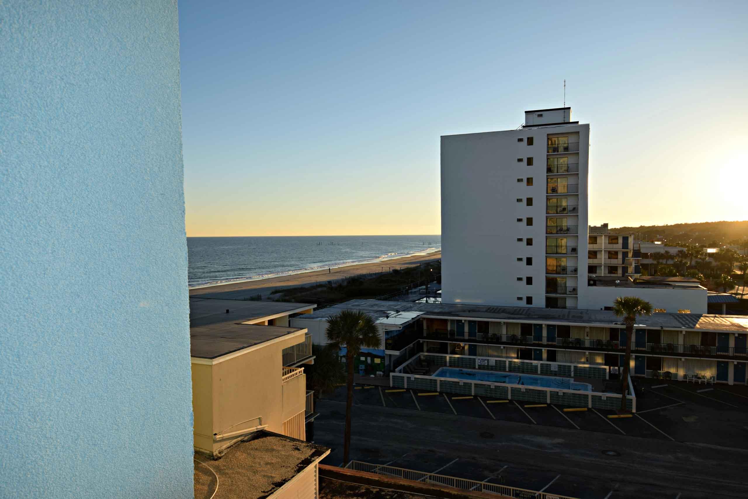 Ocean Blue 503 Street Balcony Ocean View