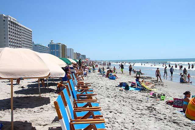 Ocean Blue Resort Beach