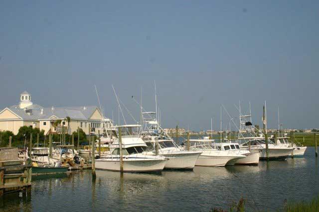 Ocean Blue Murrels Inlet