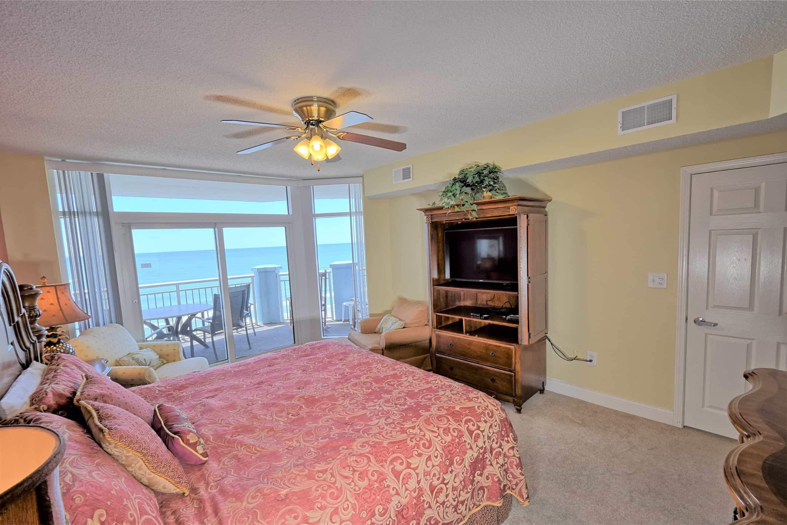 Ocean-Blue-Myrtle-Beach-803-Master-Bedroom