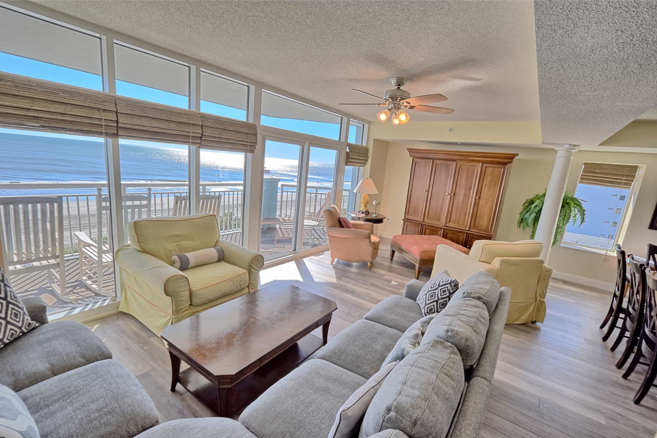 Ocean-Blue-Resort-503-Myrtle-Beach-Living-Room-View