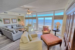 Ocean-Blue-Resort-Myrtle-Beach-503-Living-Room-View-North