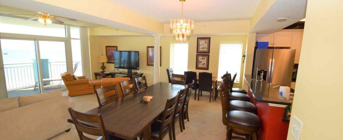 Ocean Blue 803 Dining Room
