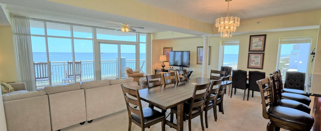 Ocean-Blue-Myrtle-Beach-803-Dining-Room
